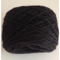 Alpaca yarn 5ply Black