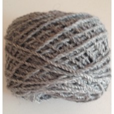 Alpaca yarn 8ply Grey
